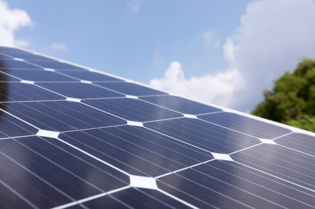 photovoltaic modules for renewable energ